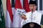 Elektabilitasnya Tinggi, Jokowi Sebut Hasil Survei Bisa Meleset