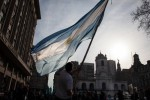 A $185 Million Bond Payment Is Late and Stuck in Argentina