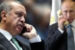 Putin, Erdoğan'ı Tebrik Etti