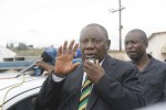 Ramaphosa congratulates newly elected Cosatu leaders