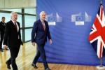 EU và Anh đồng ý về một giai đoạn chuyển tiếp kéo dài 21 tháng