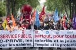 Fonction publique: les syndicats claquent la porte d'une réunion de concertation