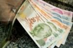 Ενισχύεται η τούρκικη λίρα έναντι του δολαρίου