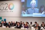 G20: meer onzekerheid groei wereldeconomie