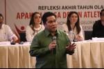 Erick Pede Jokowi Menang di Darat dan Sosmed