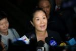Le scandale Odebrecht rebondit au Pérou, avec l'arrestation de l'opposante Keiko Fujimori