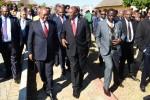 Ramaphosa, Zuma rebut Mandela 'sell out' accusations