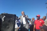 UPDATE 1 - Masualle receives hostile reception in Ngcobo