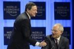 Bce: Schaeuble difende Draghi