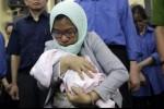 Bị cáo có con chưa đầy tháng phủ nhận là trợ lý của bà Hứa Thị Phấn