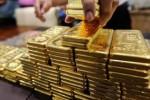 Vàng thế giới xuống thấp nhất trong hơn 1 tuần