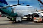 Garuda Indonesia-GMF Perpanjang Kerja Sama Perawatan Pesawat