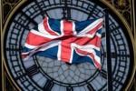 Britse inflatie zwakt iets af