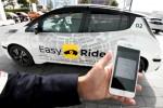 Nissan démarre les tests de son robot-taxi en banlieue de Tokyo