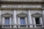 Bankitalia, debito sale a 2.289 miliardi