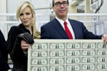 Like It or Not, You Will Soon Have Steven Mnuchin's Autograph