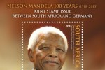 Germany, SA issue bilateral postage stamp to honour Mandela