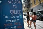 La Grèce sort du