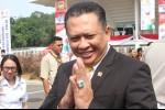 Soal Arak-arakan Jokowi, Bamsoet Tak Ikutan