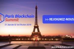 Paris Blockchain Summit :  Premier événement International dédié à lunivers de la crypto-monnaie et de la blockchain