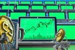 Bitcoin Nears $3,750 as Top Cryptos See Moderate Gains