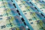 Cambi: euro sale a 1,1480 dollari