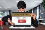 Críquete da África do Sul cai rapidamente em fraude no Twitter de US $ 70.000 em Bitcoin