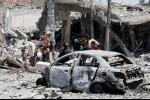 2 Bom Bunuh Diri Meletup di Banghdad, 16 Orang Tewas