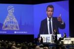 Macron appelle les entreprises françaises à investir davantage en Russie