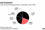 China Slows Australian Coal Imports as Beijing Denies Ban