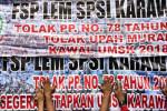 DPR dan Pemerintah Sepakat Hapus Aturan Upah Minimum Sektoral