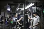 Chỉ số PMI sản xuất của Trung Quốc hồi phục mạnh