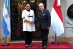 Indonesia Dorong Akses Pasar Sawit ke Argentina