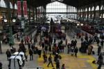 SNCF: la gare de Paris-Nord progressivement fermée pour travaux samedi