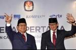 Ibarat Main Bulutangkis, Pukulan Prabowo-Sandi Malah Kena Net Sendiri