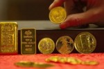 Vàng thế giới lần nữa vượt ngưỡng 1,300 USD/oz và khởi sắc trong tuần qua