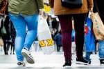 Consumentenvertrouwen VS iets hoger