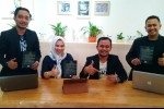 Wakili Team Bitcrore, 4 Anak Medan Terpilih ke World Blockchain Summit