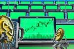 仮想通貨市場の時価総額  ビットコインのインフレや新規トークン発行で1兆6000億円増