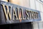 Groene koersborden op Wall Street
