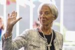 Lagarde, mercati nervosi per Italia
