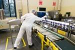 Industriële productie eurozone gedaald