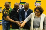 ANC toasts 'handsome' SG Ace Magashule as he turns 59