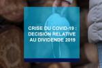 Décision concernant le dividende 2019 (Amundi)