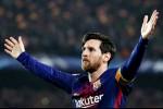 Messi Sukses Genapkan Golnya yang ke-400