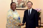 African states upbeat about relationship with China, says Naledi Pandor