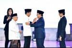 Elektabilitas Jokowi Mulai Terkejar, Prabowo-Sandi Merangkak Naik