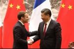 Presiden Prancis Sebut China Bakal Beli 184 Jet Airbus