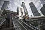 Faster Growth in Chinese Finance, IT Sectors Softened Economic Slowdown