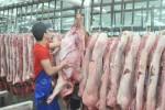 Giá thịt heo tăng sốc, khan hiếm